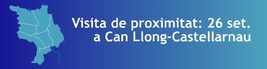Oficina de Proximitat a Can Llong – Castellarnau (dijous 16/09, 20-21h)